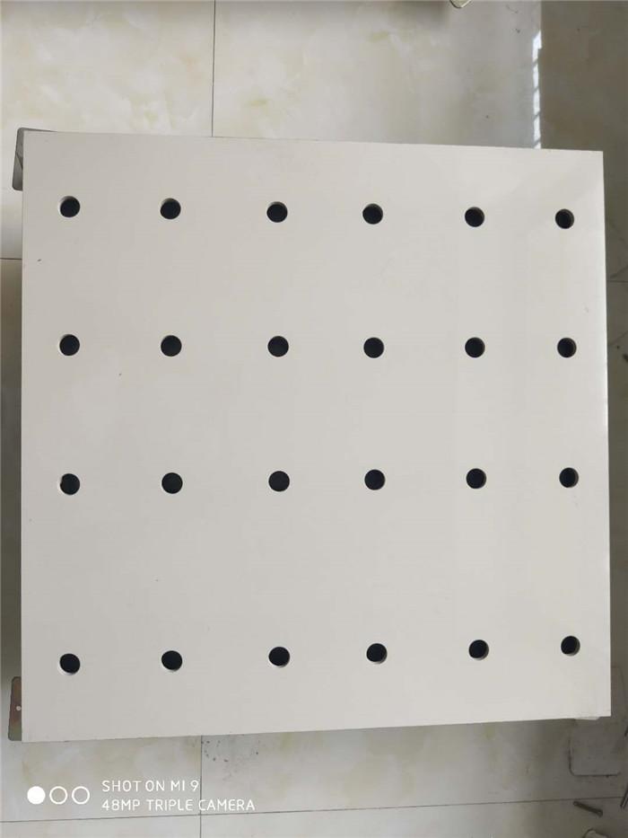 铝合金陶瓷通风防静电地板