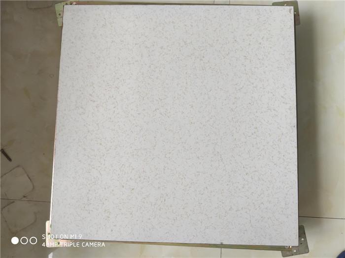 黄花纹陶瓷防静电地板