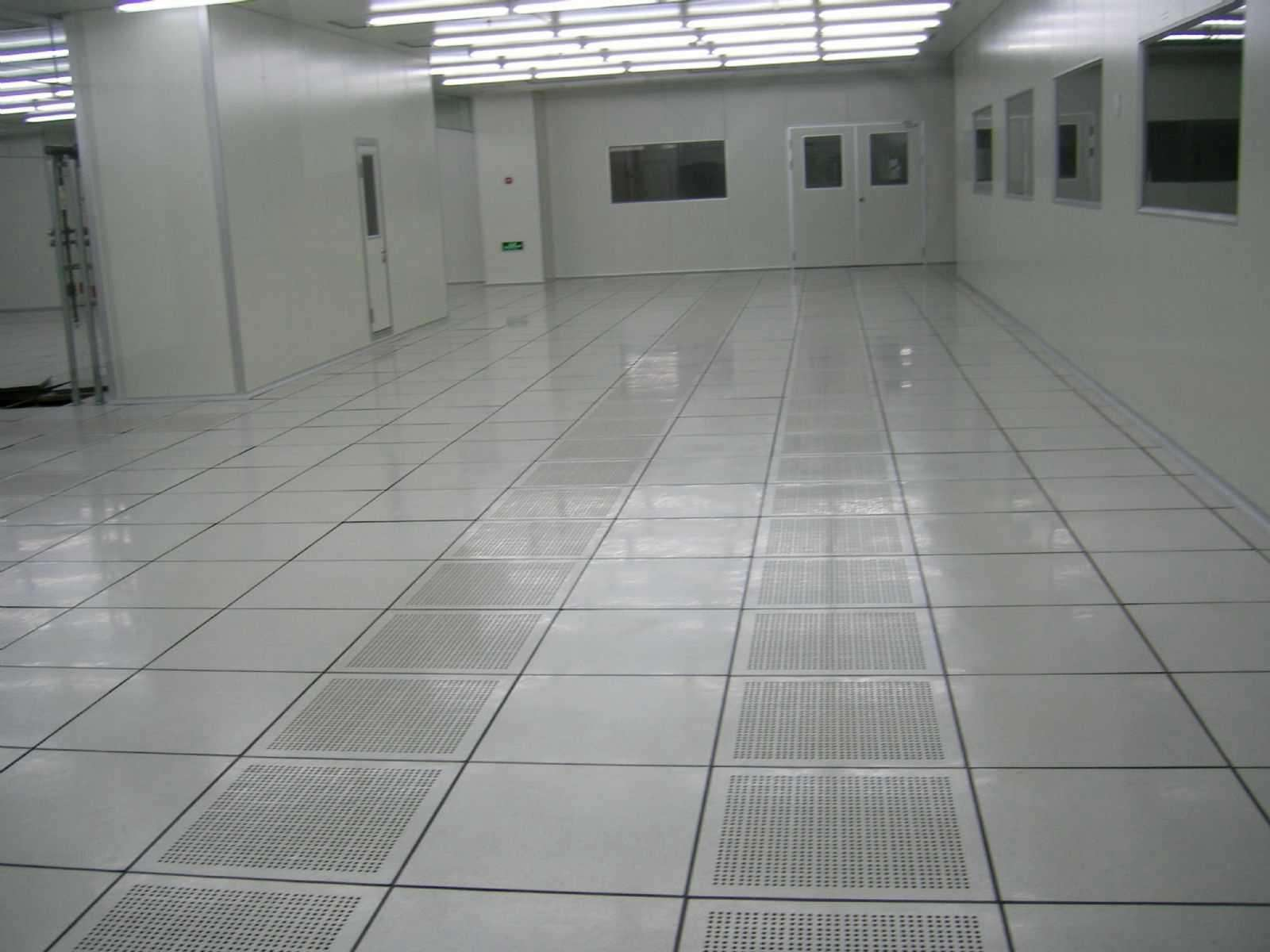 银川防静电地板